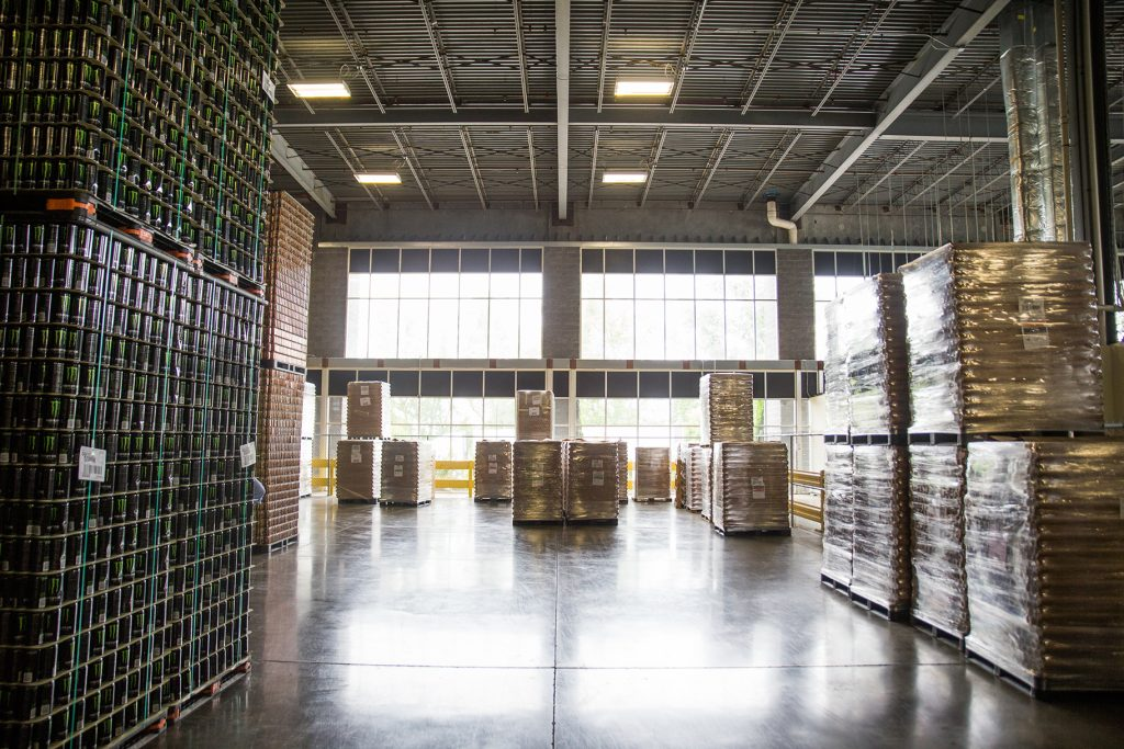 warehousing distribution north carolina